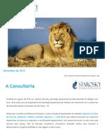 Apresentação Starosky Consultoria de RH