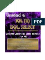 SQL(DQL)