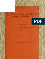 [1904] Fors, Andrew Peter - The Ethical World-Conception of the Norse People [PhD Thesis]