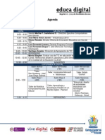 Agenda Educa Digital Nov 8