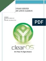 Buku Linux ClearOS TKJ KangPhery