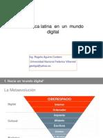 America Latina en Un Mundo Digital