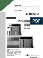 XGB Cnet English Manual V1.3