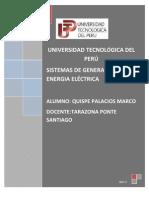 SISTEMAS DE GENERACIÓN DE ENERGÍA ELÉCTRICA