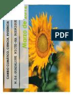 Productos-taller Cambio Climatico