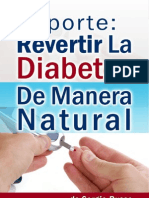Revertir La Diabetes,Cura con Remedio Natural