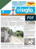 Edición La Victoria Viernes 09-11-2012