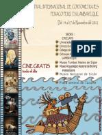 IX FENACO PERU 2012. Programación oficial
