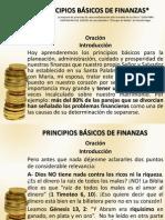 PRINCIPIOS BÁSICOS DE FINANZAS