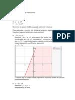ejercicios programación lineal