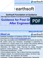 27-Earthsoft-Guidance for Post Graduation After Engineering