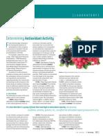 08 11 IFT Food Tech Lab Antioxidant Activity Assay