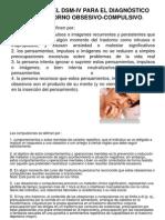 CRITERIOS DEL DSM-IV PARA EL DIAGNÓSTICO DEL TRASTORNO (2)