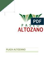 Analisis Altozano ( Puntos 10-15)