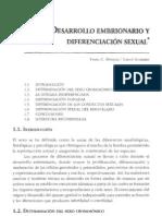 1. DESARROLLO EMBRIONARIO Y DIFERENCIACIÓN SEXUAL