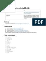 Open Stack Folsom Installation Guide