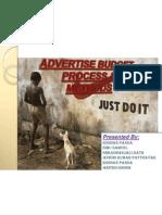 Advertise Budget