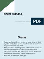 Seam Classes