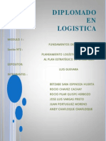 PLANEAMIENTO LOGÍSICO  _ Logist Group