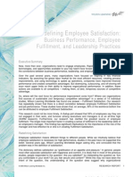 Employee Satisfaction En
