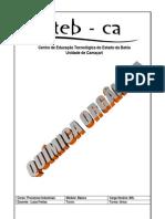 [Apostila] Química Orgânica - CETEB
