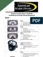 American Scuba Divers _AMSCUD