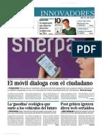 El Mundo (Innovadores) - Sherpa