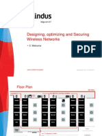 Designing Optimizing Securing Wireless Networks