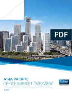 Asia Pac Office Market Overview 3Q 2012