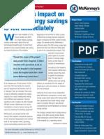 Hospital Energy Efficiency Case Study