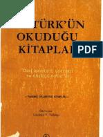 ATATÜRK'ÜN Okuduğu Kitaplar I GÜRBÜZ TÜFEKÇİ.pdf