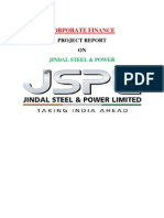 59225851 Corporate Finance Project
