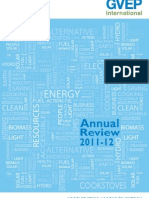 GVEP International - Annual Review 2011-2012