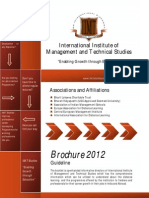 Brochure 2012 Latest Fee