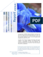 Blue Flag Environmental Educational Activities Report 2012