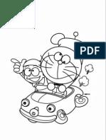 Dibujos Doraemon