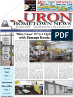 Huron Hometown News - November 8, 2012