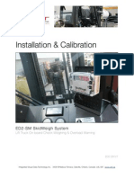 SkidWeigh series, ED2-SM installation & calibration instructions