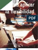 ¿Cómo aplicar la flexibilidad administrativa en las entidades de educación superior mediante el sistema de costos abc?