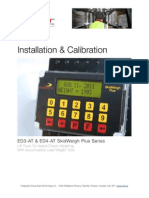 ED3-ED4 -AT SkidWeigh Plus Installation & calibration