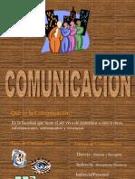 Comunicacion en La Organizacion