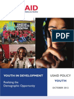 Youth in Development Policy