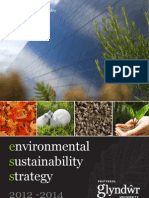 Environmental Sustainability Strategy 2012-14