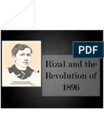 RIZAL and the 1987 Revolution