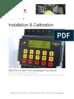 ED3-Print SkidWeigh Plus Installation & calibration