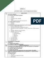 Anexe Factori Risc