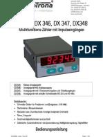 Motrona Dx345 d
