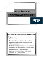 Biomecanica Do Sist. Articular