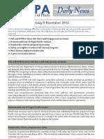 2012-11-09 Ifalpa Daily News