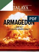 Armagedon Que Es Cuando Empezara